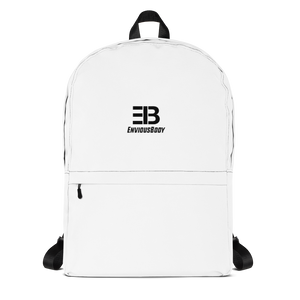 White - Enviousbody Backpack