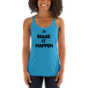 Image of Women's - Enviousbody Racerback Tank Top Make It Happen Collection