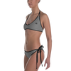 Image of Woman's - EnviousBody Grey Bikini