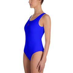 Woman's - Blue EnviousBody swimwear