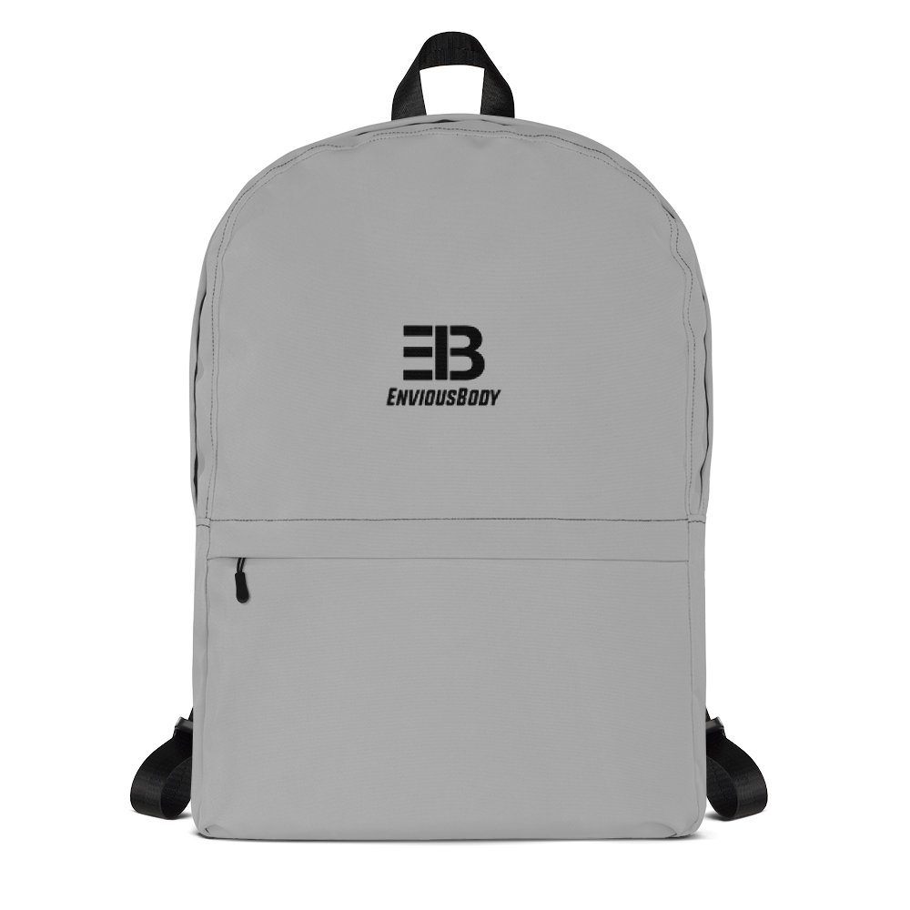 Dark Grey - Enviousbody Backpack - ENVIOUS BODY