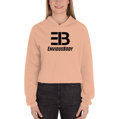 Woman's - Enviousbody Crop Hoodie Big Collection
