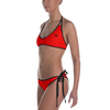Image of Woman's - EnviousBody Red Bikini