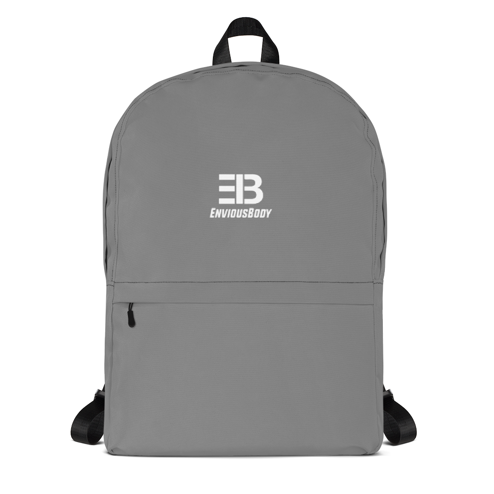Grey - Enviousbody Backpack
