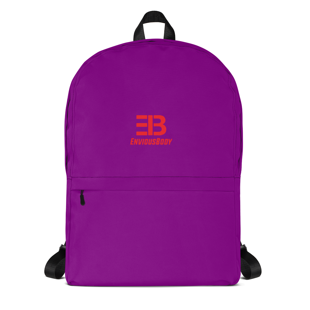 Purple - Enviousbody Backpack