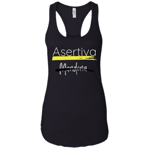 Mandona? No. Asertiva Tank Top - Power Latina