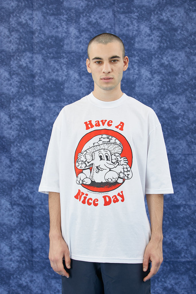 Remera Oversize Have a Nice Day