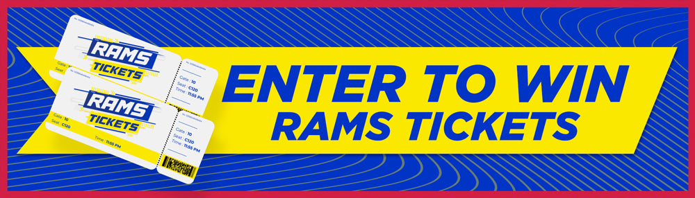 Rams Tickets Sweepstakes!