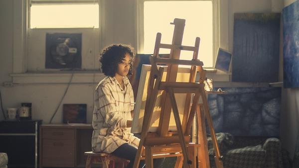 Paint by numbers can increase concentration
