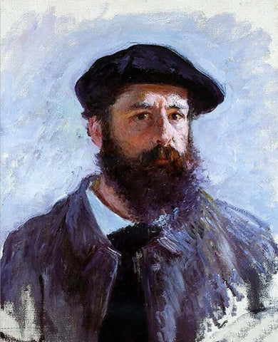 Claude Monet - People Paint By Numbers