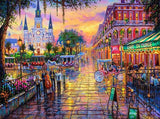 Jackson Square New Orleans - Cities Paint By Numbers