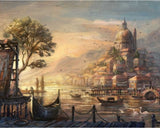 A Beautiful Lost in venice  - Cities Paint By Numbers