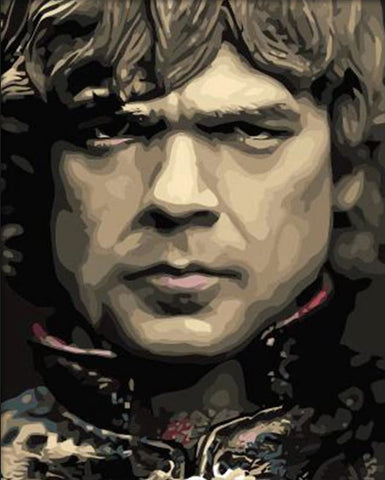 Tyrion Lannister - People Paint By Numbers