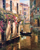 Venice Morning - Cities Paint By Numbers
