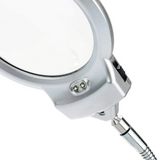LED Desk Magnifier for paint by numbers