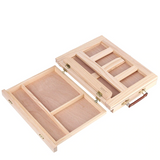 Multifunction Painting Easel Artist Desk