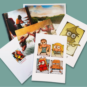 "DL/5""x7""/A5 Greeting Cards"