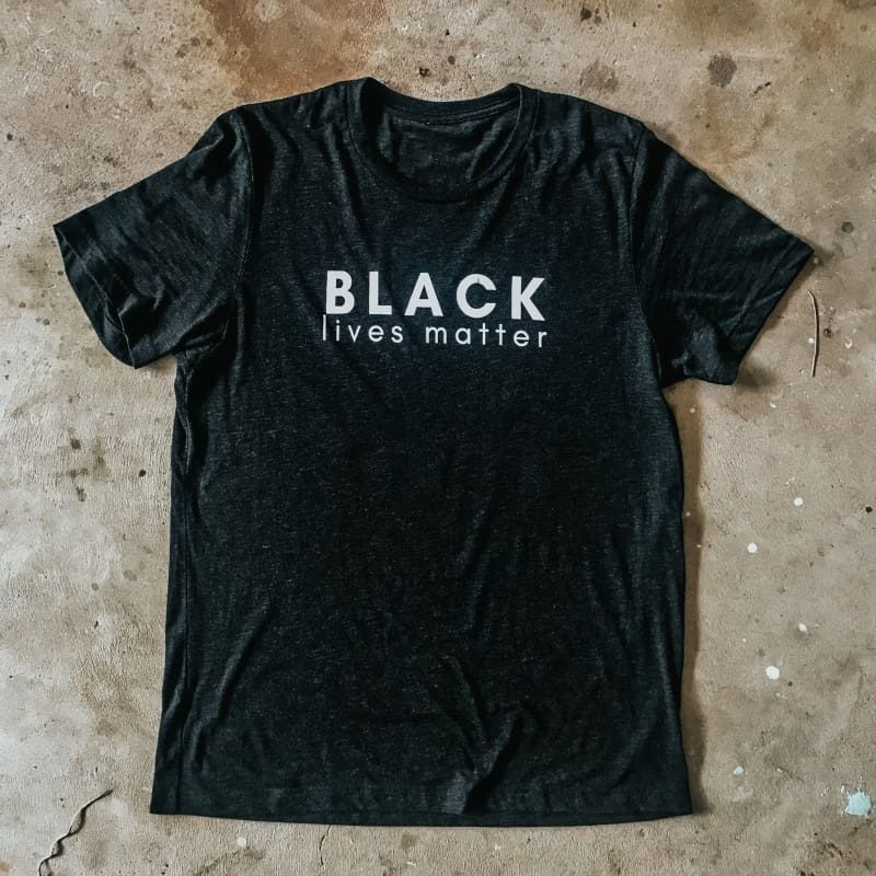 Black Lives Matter T-Shirt - XS