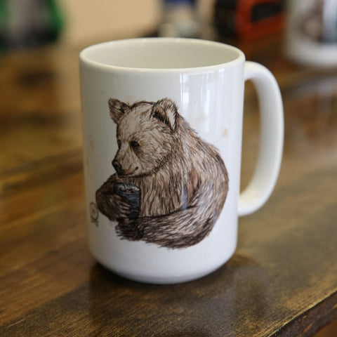 Coffee Bear Mug