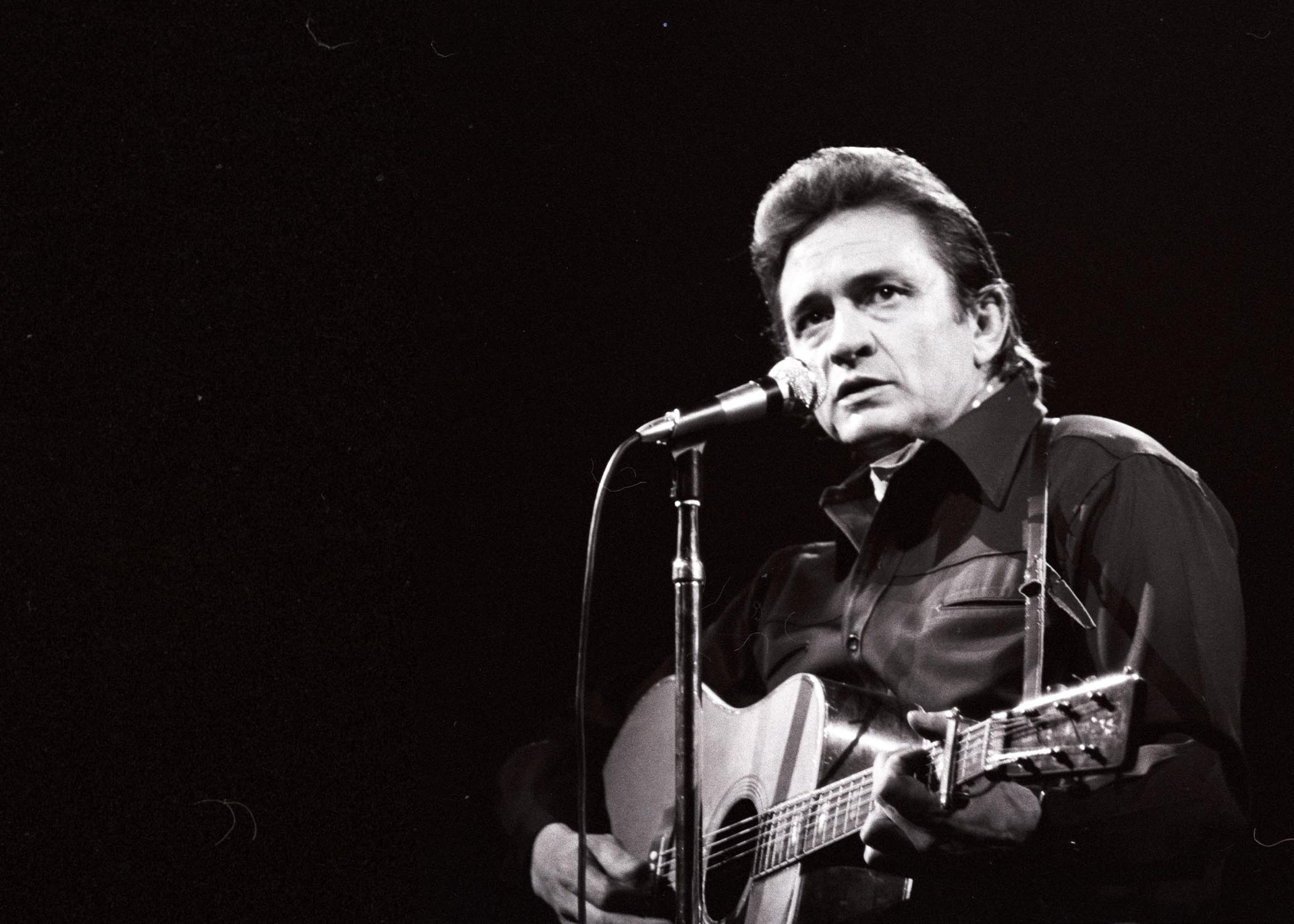 At Folsom Prison Review Image