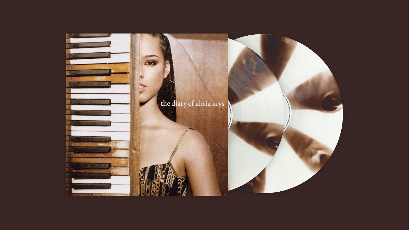 We're Reissuing 'The Diary Of Alicia Keys' On Vinyl For The First Time Since Its Original Release