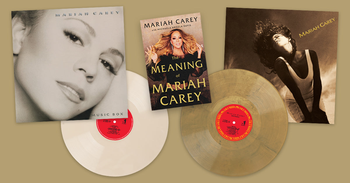 We're Reissuing Mariah Carey's 'Emotions' And 'Music Box' On Vinyl For The First Time