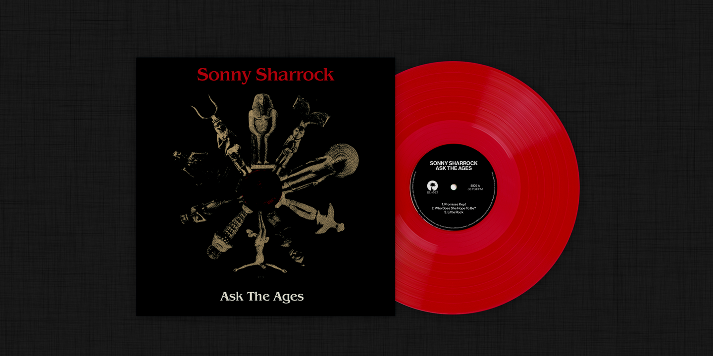 Sonny Sharrock's Masterpiece, 'Ask The Ages,' Is On Vinyl With Its Original Art For The First Time