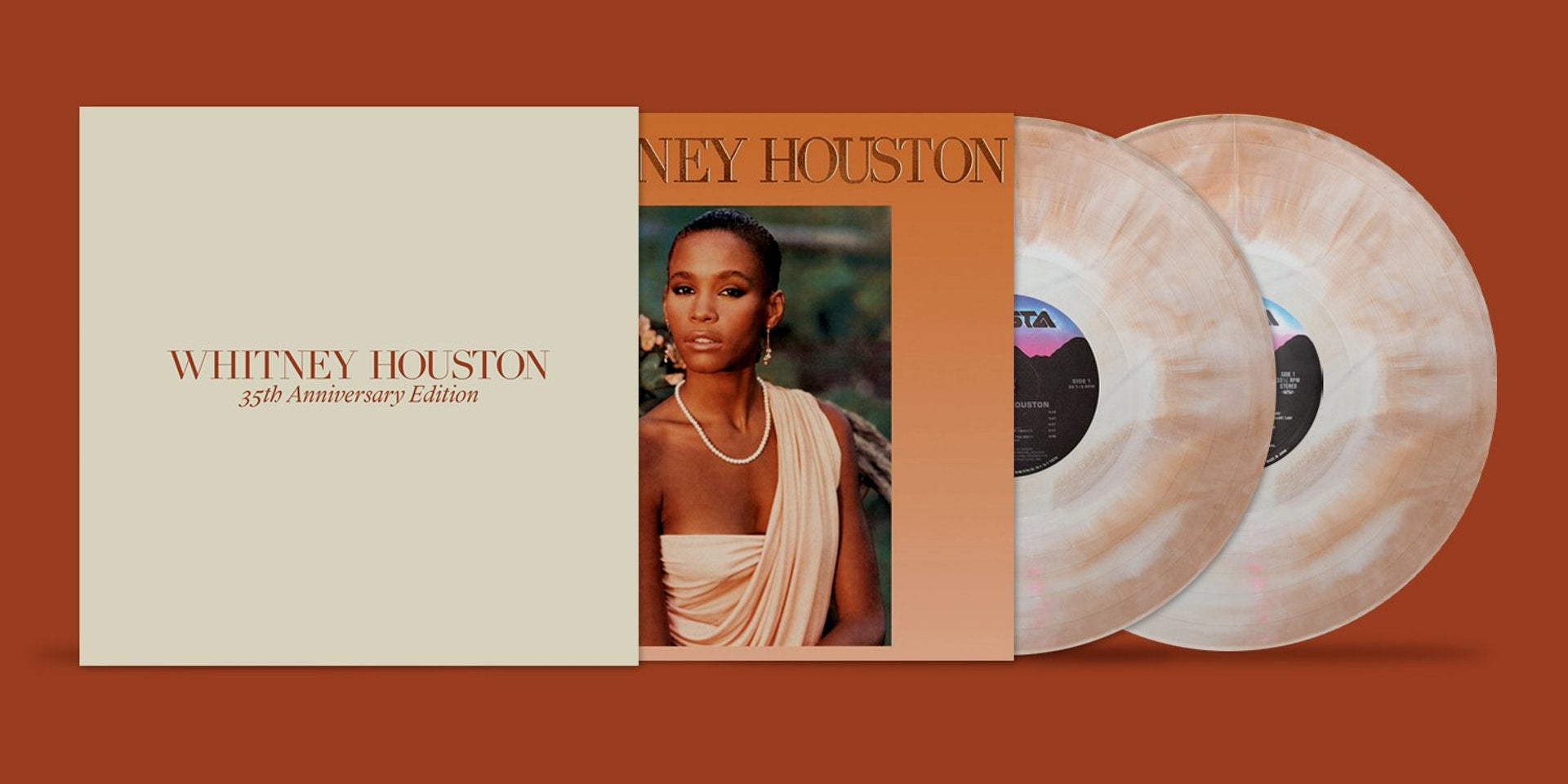 Get The New Deluxe Edition Of Whitney Houston's Debut Album