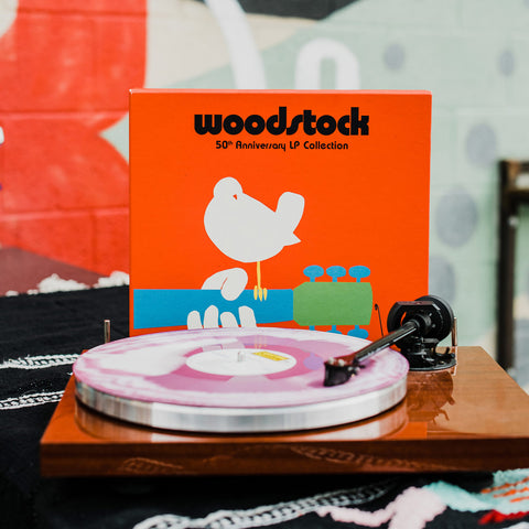 50th Anniversary Woodstock Deluxe Bundle