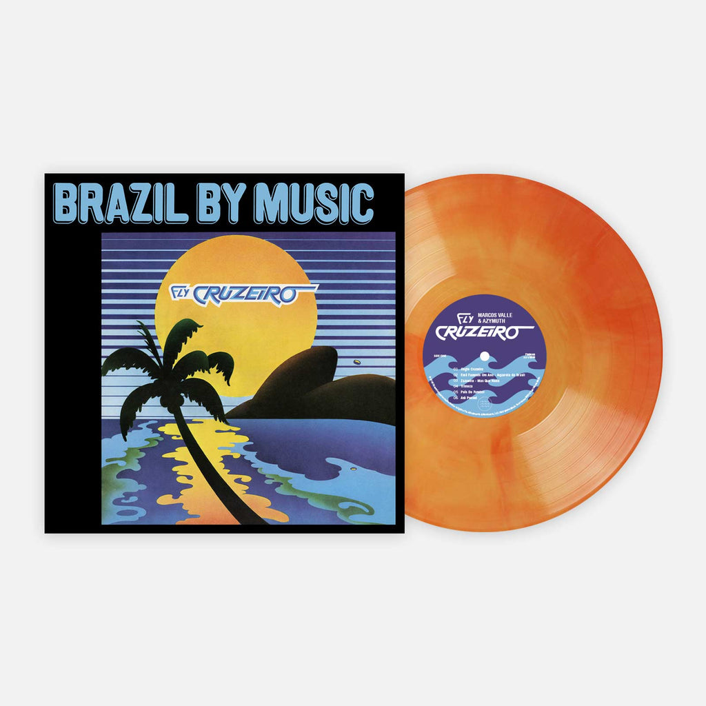 Marcos Valle Amp Azymuth Fly Cruzeiro Vinyl Me Please