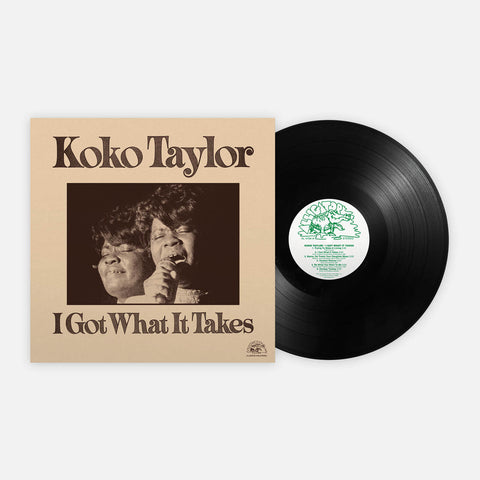 Koko Taylor 'I Got What It Takes'