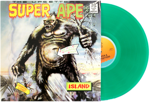 "Lee ""Scratch"" Perry & The Upsetters Super Ape"
