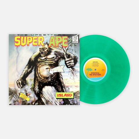 Lee Scratch Perry & The Upsetters 'Super Ape'