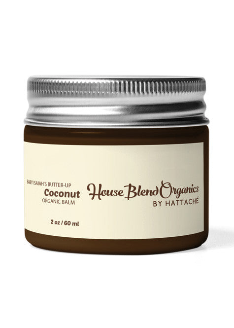 Baby Isaiah's Butter-Up Coconut Organic Balm