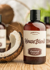 Natural Coconut Wash