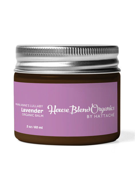 Mama Anne's Lullaby Lavender Organic Balm