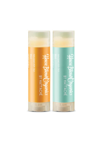 Organic Lip Balm Bundle