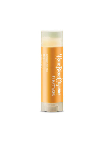 Sister Stu's Sweet-Talk Organic Orange Lip Balm
