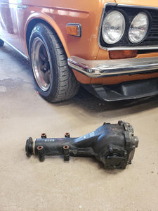 Datsun 510 axles stubs for JDM R160 differentials (Suretrac)