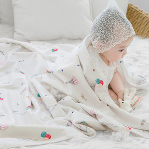Bebenuvo Double Blanket - Flying Elly