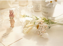 Load image into Gallery viewer, Flower Bunny Hairpin