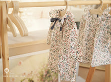 Load image into Gallery viewer, Flower Baby Romper (3-24months)