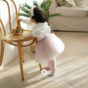 Lovely Violet Tutu (1-4yrs old)