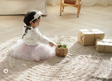Load image into Gallery viewer, Lovely Violet Tutu (1-4yrs old)