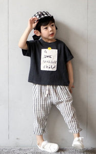 Dutch Baggy Pants (2-7yrs old)