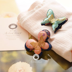 Hanbok Butterfly Hairpin