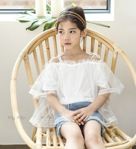 Shasha Blouse (2-8yrs old)