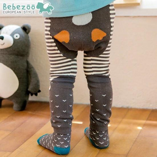 Penguin Legging and Socks Set (6mths-3yrs old)