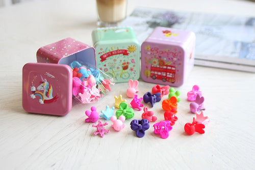 Dream Land Hair Clips