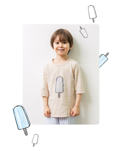 Icy Pole Pyjamas Set (2-6yrs old)